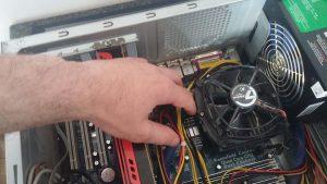 Die Computer Reparatur